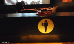 Dinner and Movie foodie experience at AMC Fork & Screen www.goepicurista.com