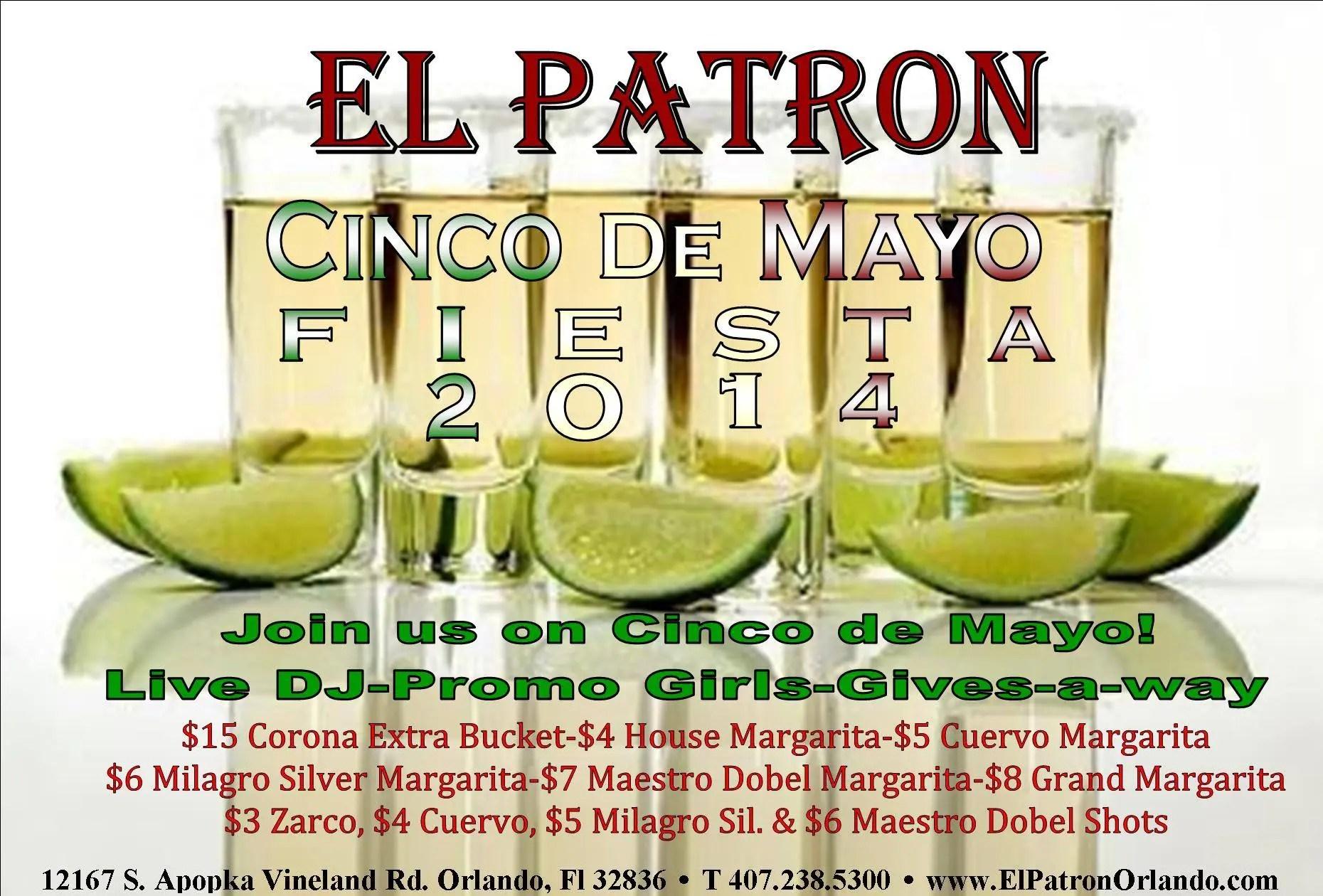 Best Cinco De Mayo Cele Tions In Orlando Www Goepicurista Com