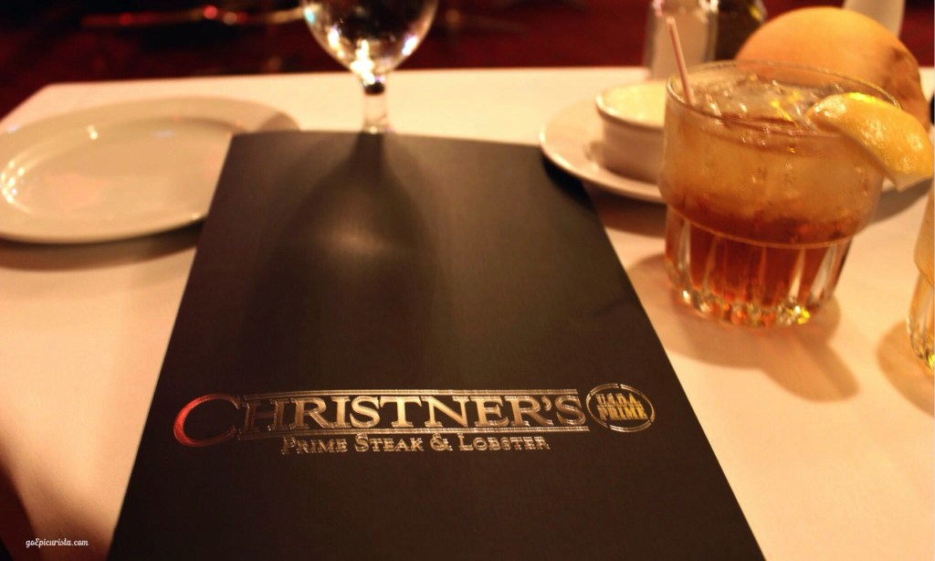 Christner's Orlando with www.goepicurista.com