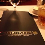 A celebration dinner at Christner's Orlando