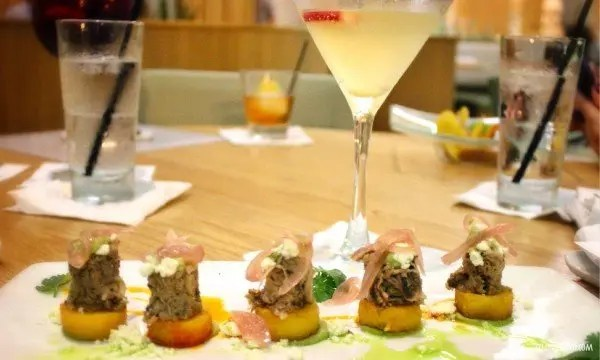 Kasa Restaurant Magical Dining Menu Review with www.goepicurista.com offering handcrafted cocktails and Tapas in Downtown Orlando