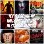 Top 9 GO Events: Grown-Ups Celebrate Halloween in Central Florida