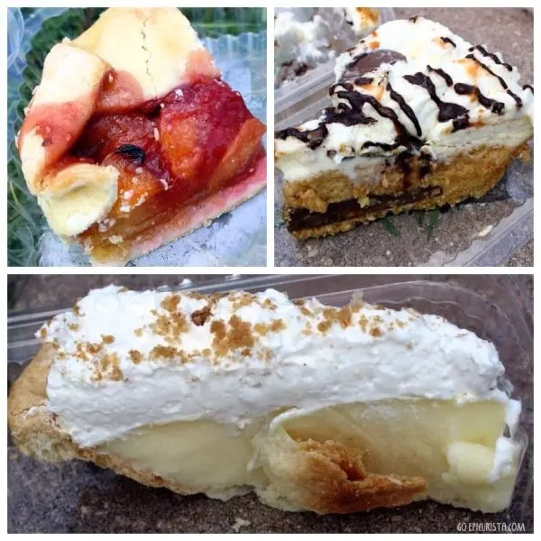 National Pie Day Never Ending Pie Buffet Celebration with www.goepicurista.com