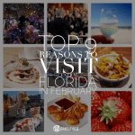 Top 9 reasons to visit Central Florida in February with www.goepicurista.com