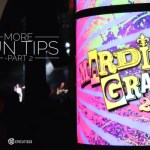 More Tips for Fun at Universal Orlando Mardi Gras – Part 2