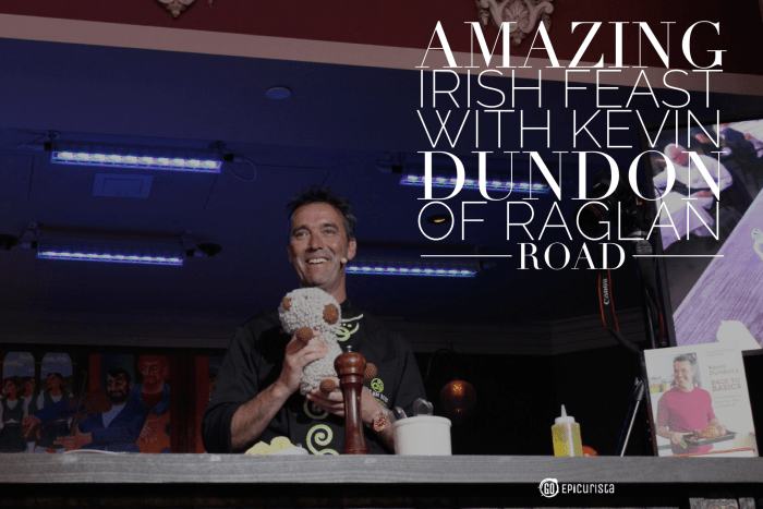 Easy Entertaining: Irish Dinner Recipes from Raglan Road Kevin Dundon