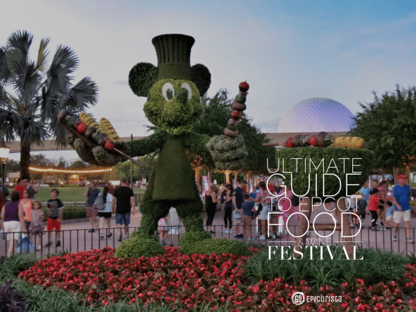 Ultimate Guide to Epcot Food and Wine Festival