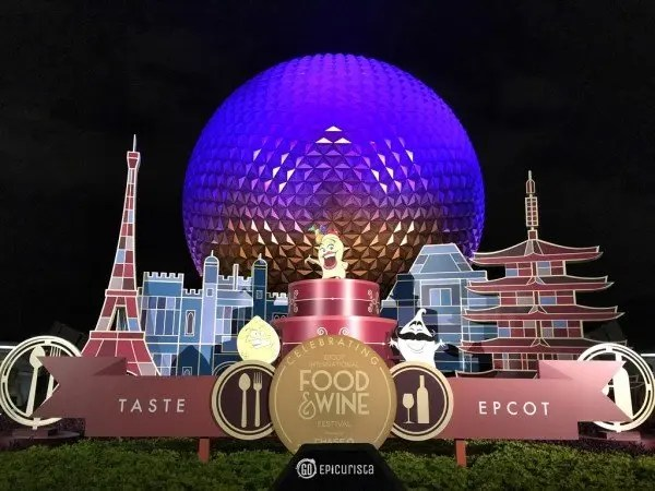 Ultimate Guide Epcot Food and Wine Festival with GoEpicurista.com.