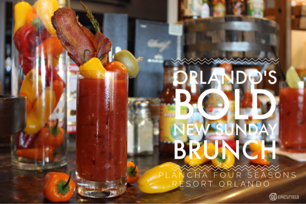 Four Seasons Heats Up Orlando Sunday Brunch Scene