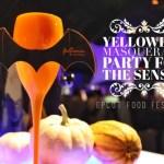 Halloween's Most Delicious Yelloween Masquerade Ball in Orlando