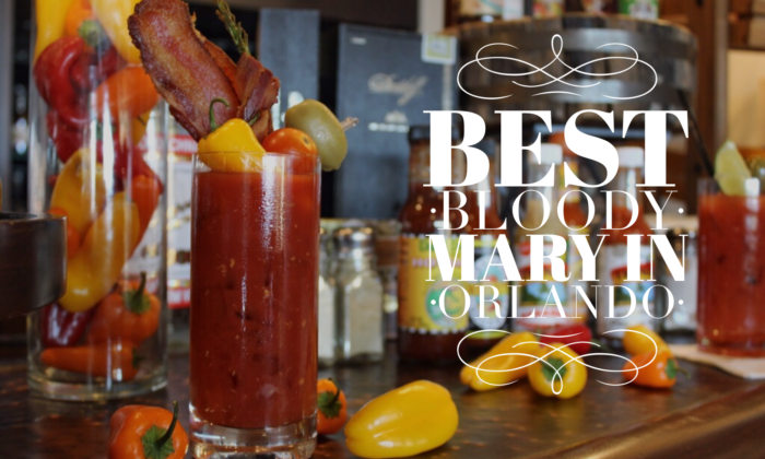Weekend Brunches and Best Bloody Mary in Orlando