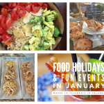 Food Holidays and Fun Reasons to Celebrate in January with GoEpicurista.com. Check out great ideas to inspire your next gathering at home or around Orlando.