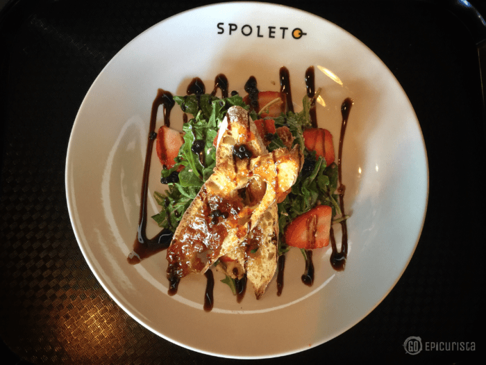 9 Reasons to Visit Spoleto Restaurant for Fast Italian - restaurant review from GoEpicurista.com, top food writer and blogger in Orlando, FL
