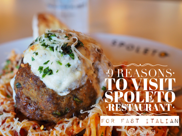 9 Reasons to Visit Spoleto Restaurant for Fast Italian