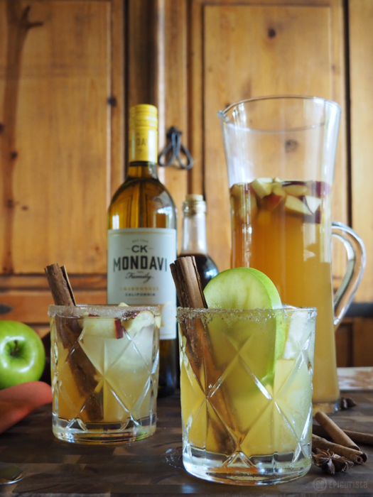 Best Southern Apple Pie Sangria