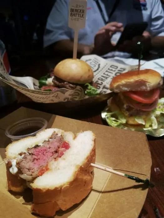 Epic Orlando Burger Battle Event recap by GoEpicurista.com