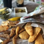 Easy British Pub Night at home with World Port Seafood and Guinness