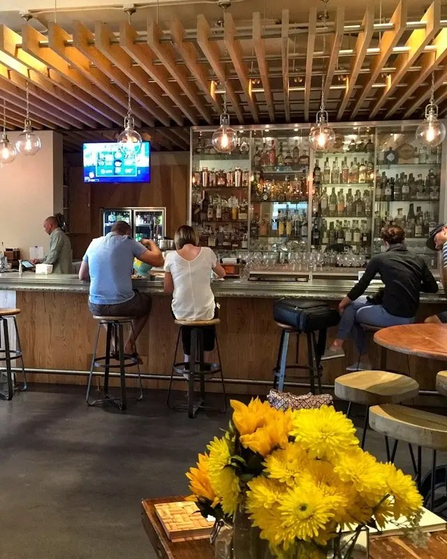 Elevage Bar at Epicurean Hotel serves up an elevated classic martini