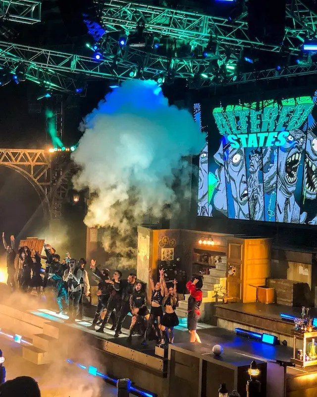 Academy of Villains Show is one of the Best of Universal Orlando Halloween Horror Nights 2019 including Must Eat, Must Drink, Must See and Must Do recommendations, plus the one thing you Must Not Do! by GoEpicurista.com