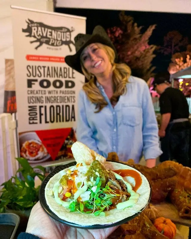 The Women Chefs Who Rock Orlando Food Scene list includes 16 award winning and super popular restaurants and food shops including Julie Petrakis of The Ravenous Pig