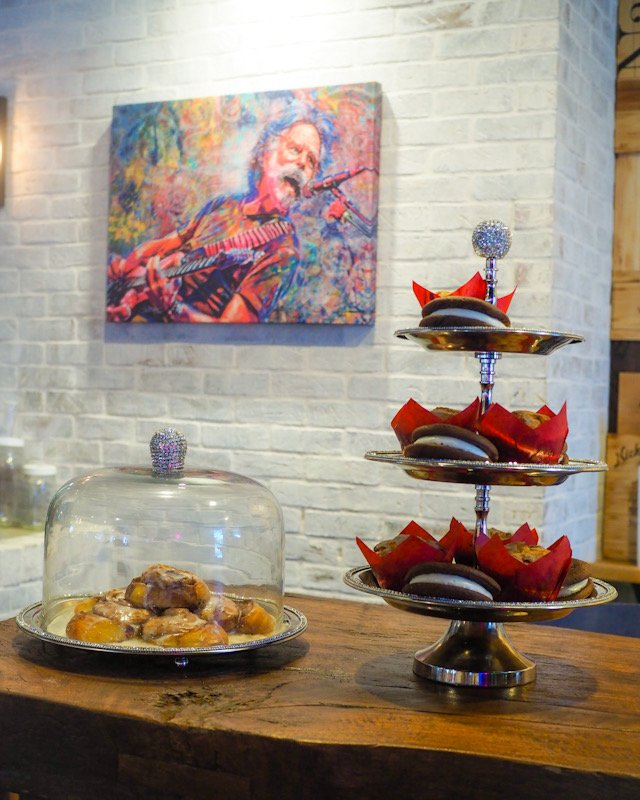 The pastries is one of 9 Reasons to visit Dexter's New Standard in Winter Park and the Must Eat Dishes you don't want to miss by GoEpicurista.com