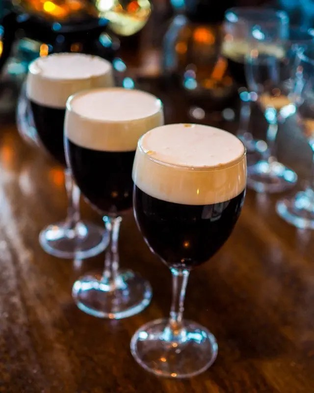 Fun Irish Coffee Drinks, Put Your Face in a Pint and New Dishes at Raglan Road Irish Pub in Orlando for more reasons to visit in Disney Springs