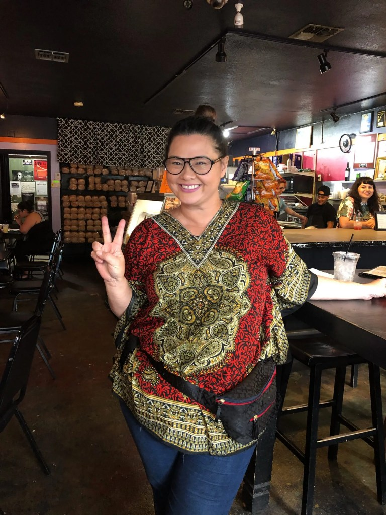 The Women Chefs Who Rock Orlando Food Scene list includes 16 award winning and super popular restaurants and food shops including Pom Moongauklang of Pom Pom's Teahouse and Sandwicheria