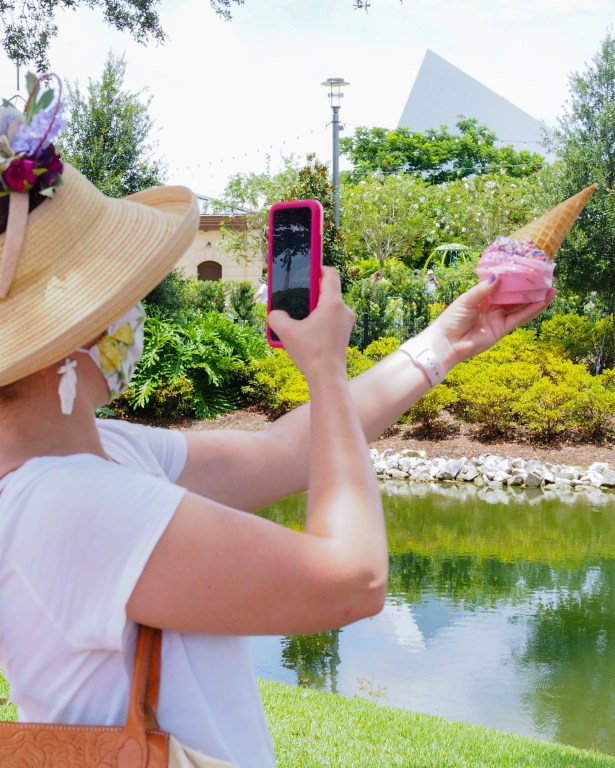 Taste of Epcot Food and Wine Festival guide food photos