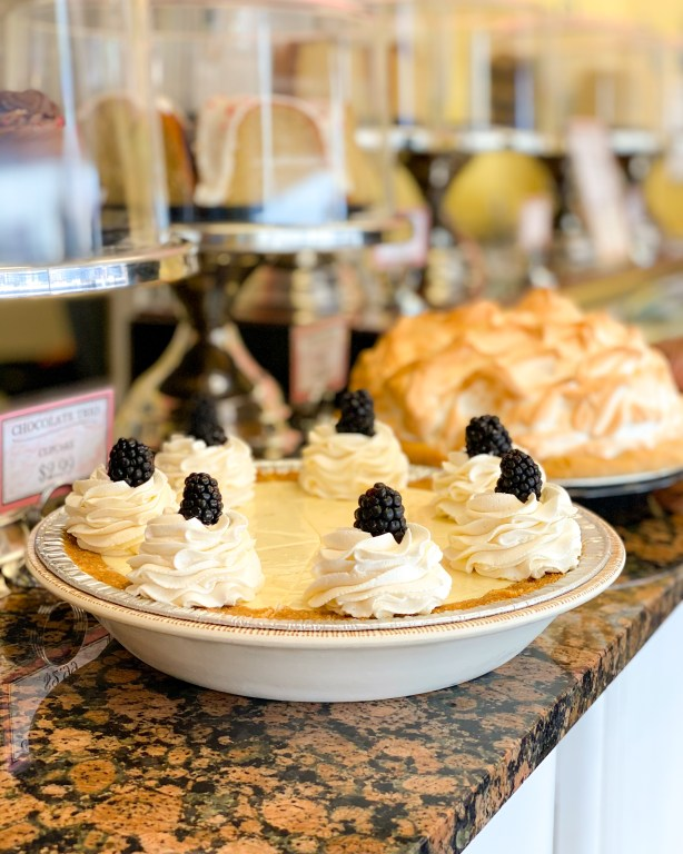 Key Lime Pie and Award-winning desserts and sweet inspiration at Sister Honey's in Orlando.