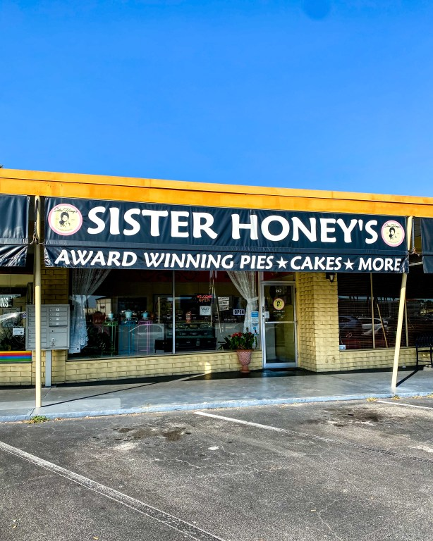 Sister Honey's Bakery in the SoDo District of Orlando.