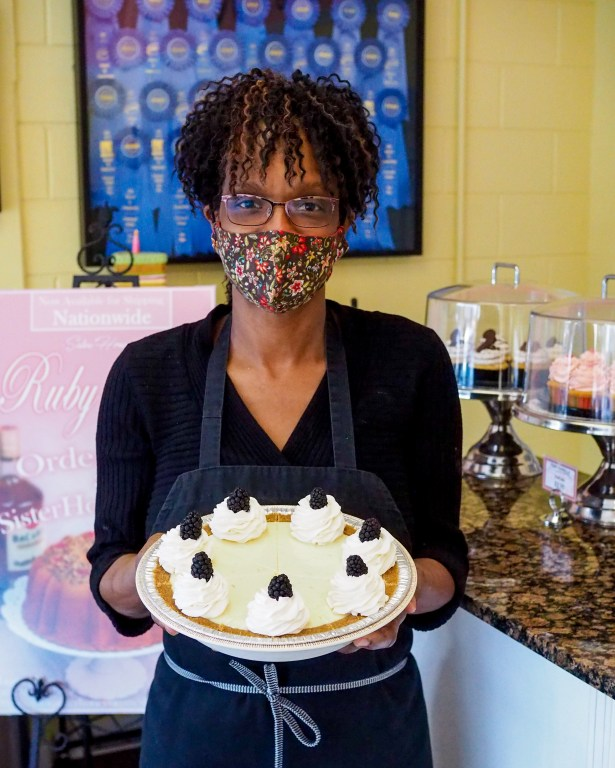Award-winning desserts and sweet inspiration with Evette Rahman at Sister Honey's in Orlando.