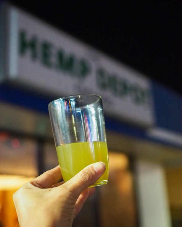 The Almond Milk District promotion features plant based and vegan options at several bars, restaurants and shops in the eclectic Orlando neighborhood. Visit The Hemp Depot
