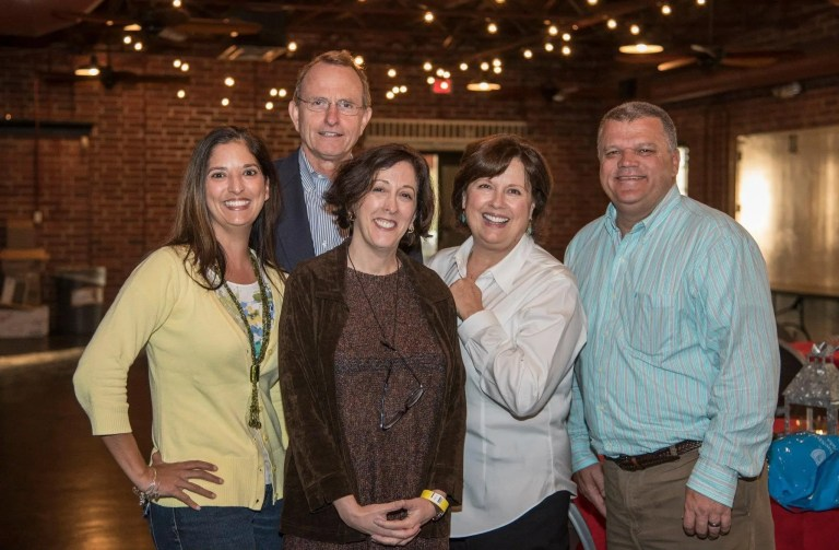 """Winter Park Rotary Club """"Chili For Charity"""" Chili Cook-Off Judges including Christina Thomas of Go Epicurista"""