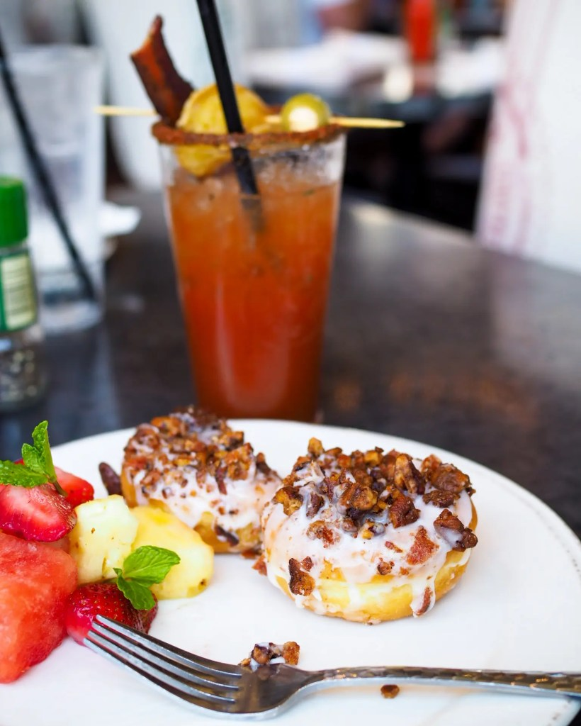 Easter Brunch in Orlando at Chef Art Smith's Homecomin Florida Kitchen