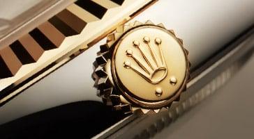 La collection Rolex