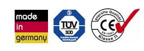 Kassettenmarkisen Made in Germany