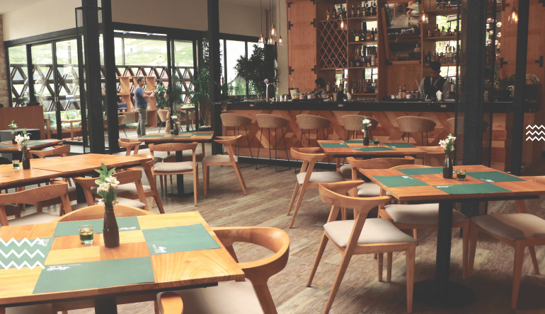 Ecology, The Newly Reinvented Bistro & Lounge in Kemang