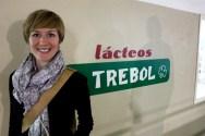 Touring the Trebol Milk Factory