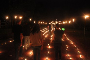 Tañarandy Misiones Paraguay Festival of Light and Art 2014