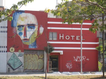 São Paulo graffiti