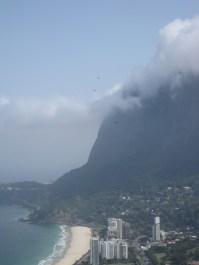 View of Rio de Janeiro from Morro Dois Irmaos