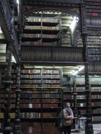 Library of Literature in Rio de Janeiro