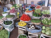 Market in Sucre, Bolivia