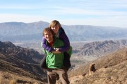 Bolivia Salt Flat Tour, Day 1 - Isaiah and Allison