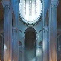Innenansicht der Samba-Kathedrale in Tiflis