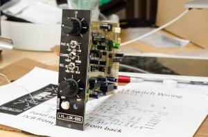 Shure-M-62-Level-Loc-API-500-Format-compressor-Modul