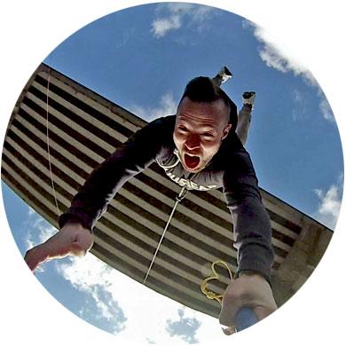 Puenting-salto