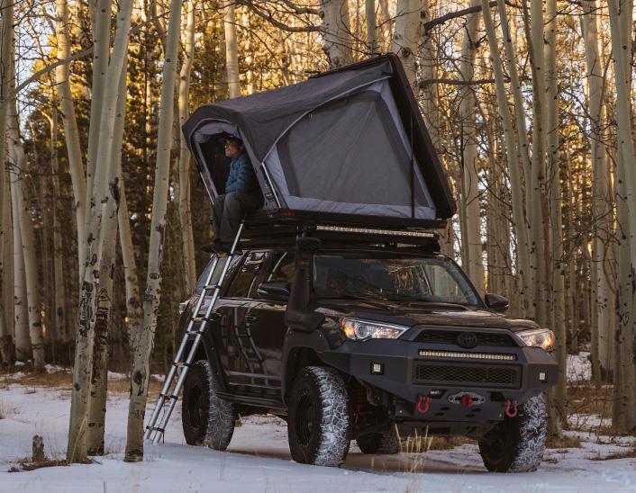 Toyota 4Runner FSR Evolution Tent