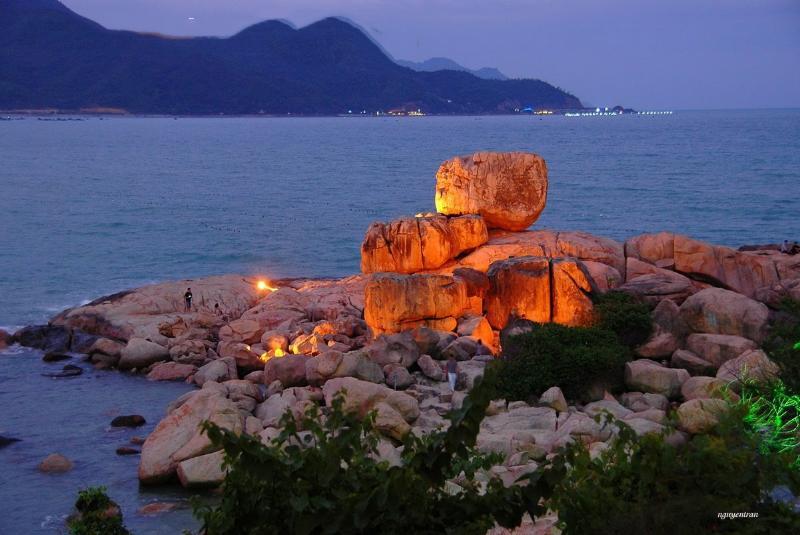 Chong island, Nha Trang, Vietnam