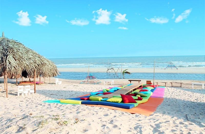 Suoi O Beach, Vung Tau, Vietnam